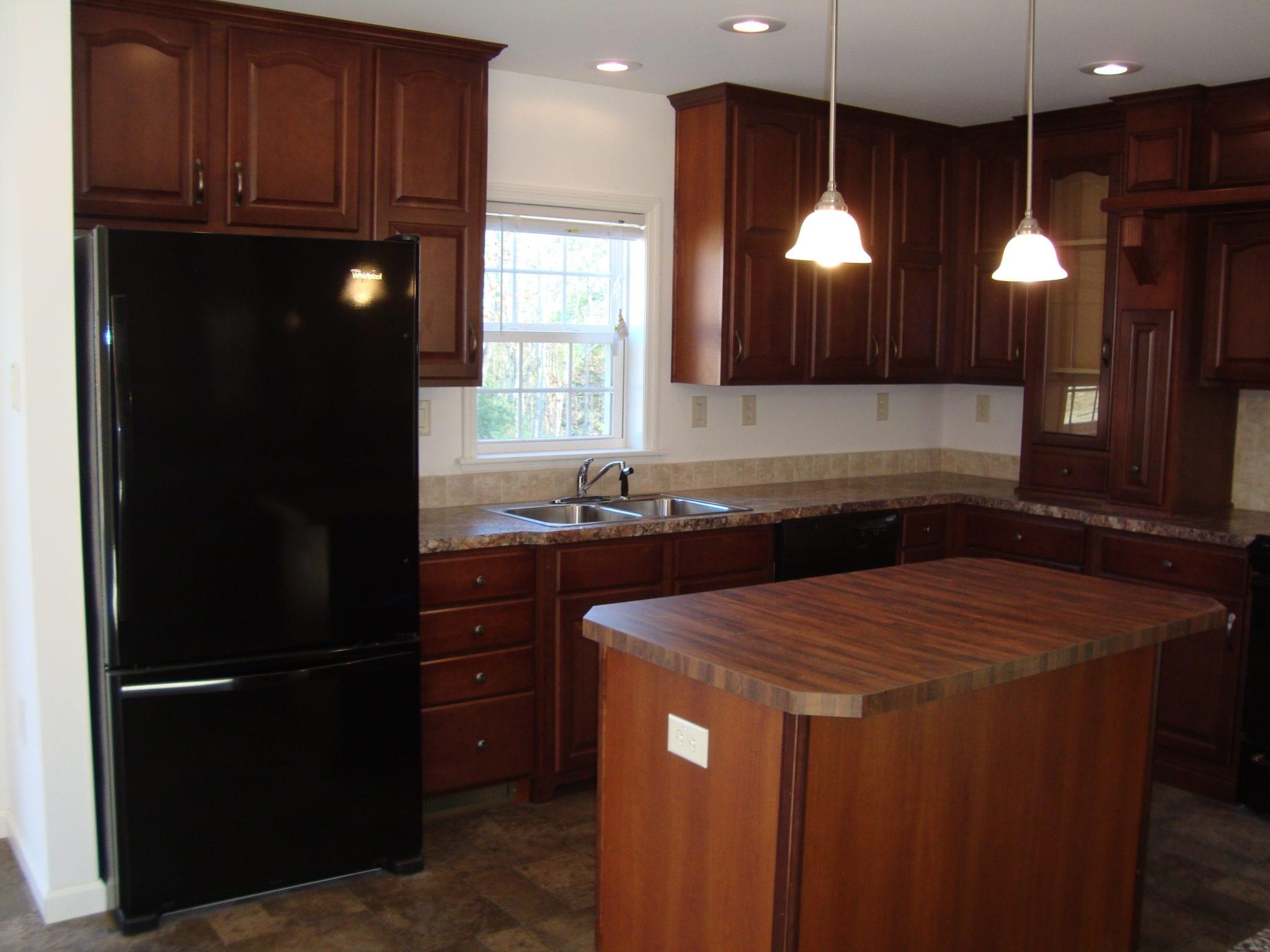 42″ Overhead Kitchen Cabinets