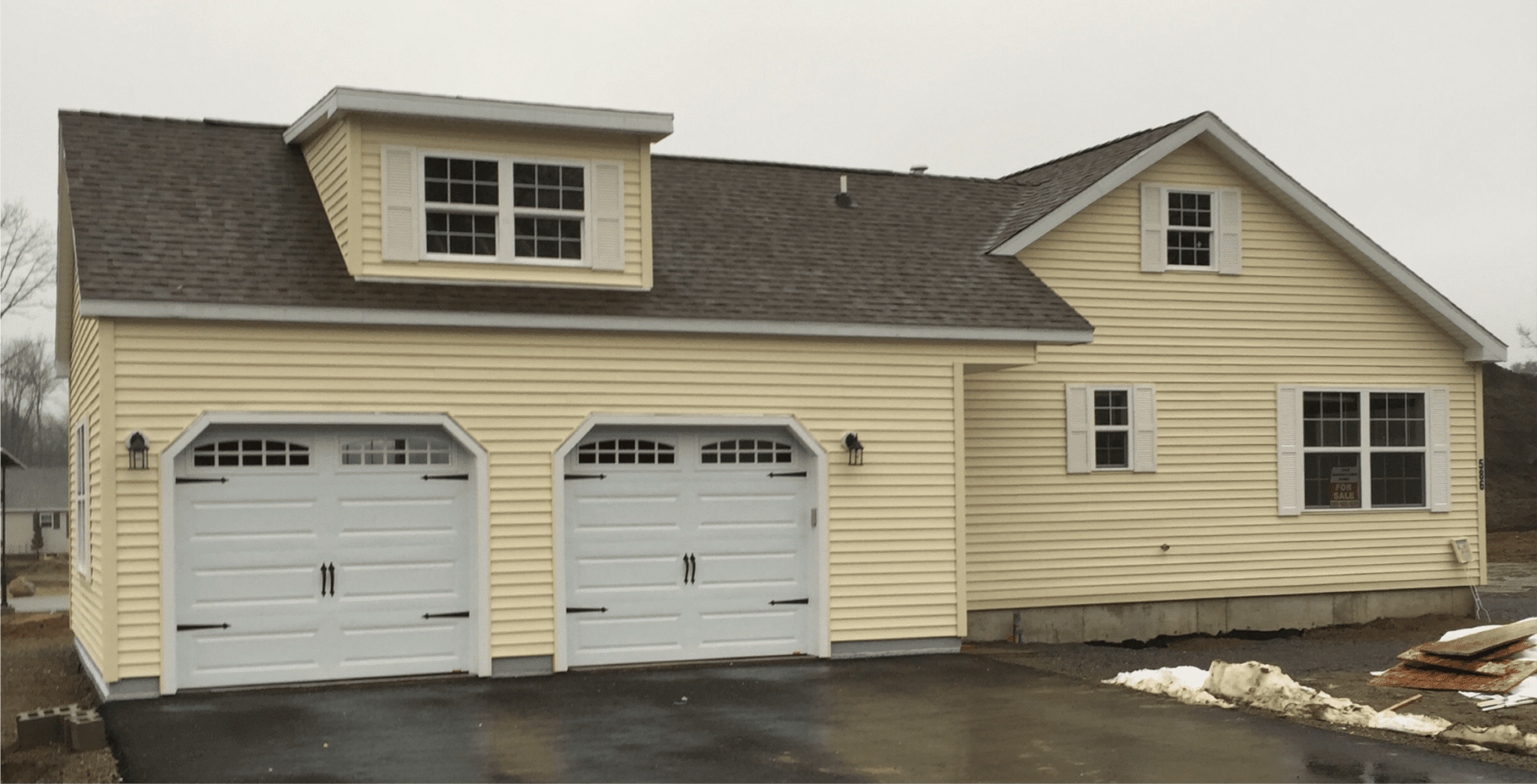 586 Hickory Lane Two Car Garage State Manufactured Homes